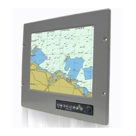 "Marine Bridge System Display 12.1"" : R12L100-MRM4HB(High Brightness)"
