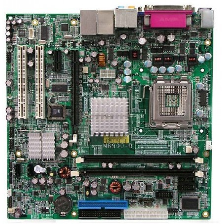LGA775 Pentium® 4 Micro ATX Motherboard w/ Intel® 945G Chipset : MB900