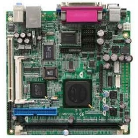 AMD Geode LX Mini-ITX Motherboard w/ AMD CS5536 Chipset : MB500