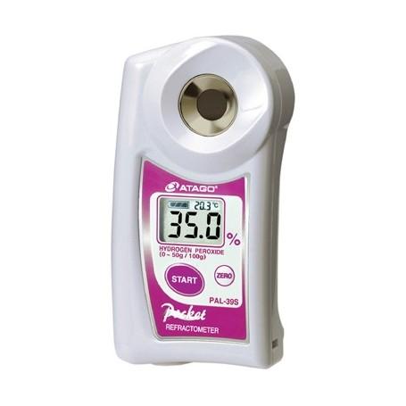 Réfractomètre numérique peroxyde hydrogène H2O2 : PAL 39S