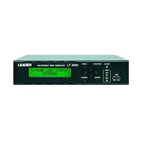 Générateur de mire HD-SDI, SD-SDI, 3G-SDI, PAL et NTSC : LT4600