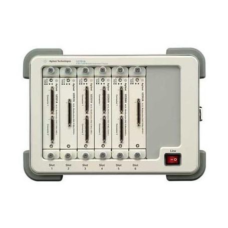 Châssis pour instruments modulaires USB Keysight : U2781A