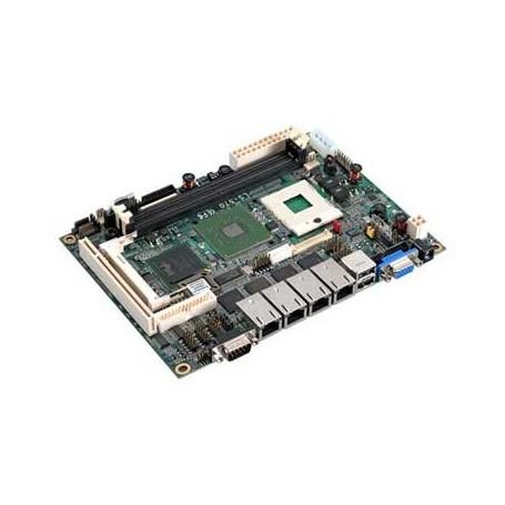 Intel Core Duo / Core Solo Miniboard with 4 Gigabit Ethernet : LS570