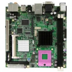 Socket 478 Core 2 Duo Mini-ITX Motherboard with Intel GME965 Chipset : MI910