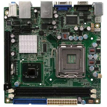 Intel Core 2 Duo Mini-ITX Motherboard with Intel Q965 Chipset : MI900