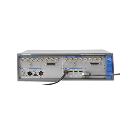 Analyseur audio pour HDMI et disques Blu-Ray : option HDMI
