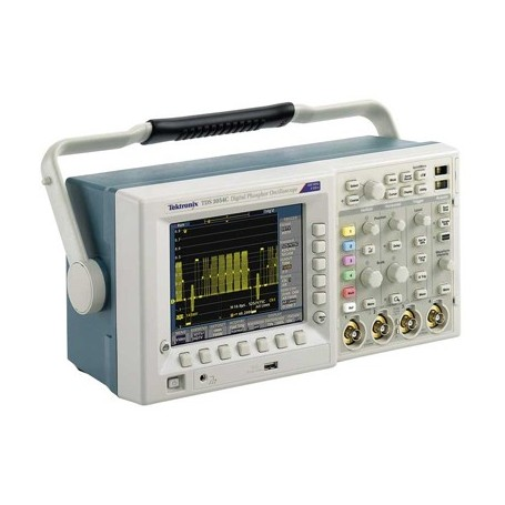 Oscilloscope Portable 4 voies - 100MHz : TDS3014C