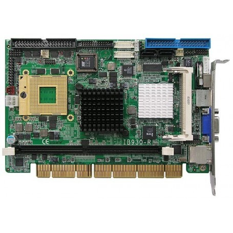 Socket 479 Intel Core 2 Duo Half Size PISA CPU Card : IB930