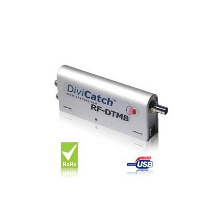 Mesureur temps réel DTMB : DiviCatch RF-DTMB