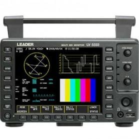 Moniteur de forme d'onde 3G/HD/SD SDI : LV 5333