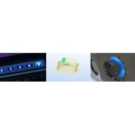 Chip LED CMS : Série KPC-2214 Kingbright