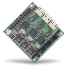 Module PCI-104 Triple Ethernet : PCM-3730