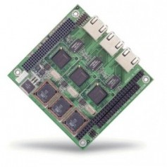 Module PCI-104 Triple Ethernet : PCM-3730