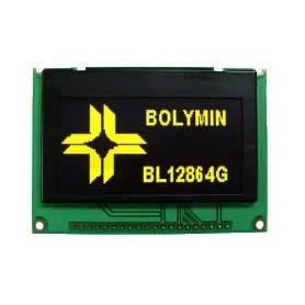 128 x 64 points : module 76,65 x 52,7 mm / Série BL12864G