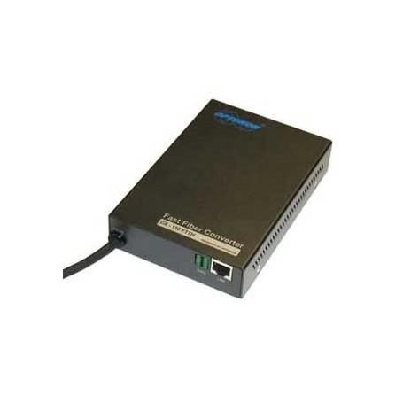 Convertisseur Media optique 10/100Mbps : CS-110