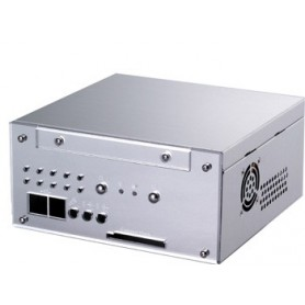Mini-ITX Chassis with 1 PCI riser card & 80W adapter : CMB-671