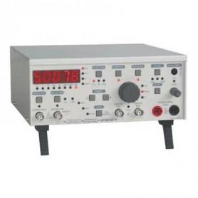 Générateur de fonction 0.01 Hz à 3 MHz avec sortie amplifiée 15 Watts : GF467AF