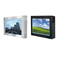 "Full IP65 Panel PC 15"" : R15I53S-65C3"