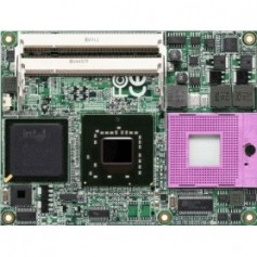 COM Express CPU Module with Intel Core 2 Duo/ Celeron M (Socket-P Based) Processors : COM-965