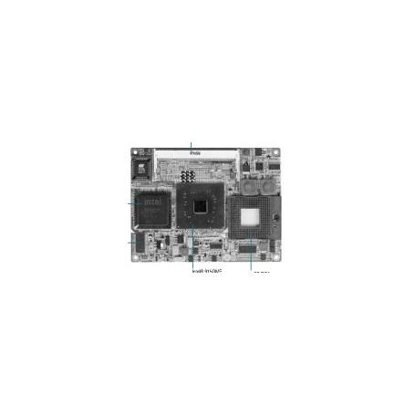 COM Express CPU Module with Intel Pentium M/ Celeron M Processor : COM-915 A2.0