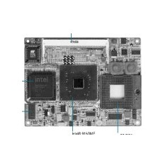 COM Express CPU Module with Intel Pentium M/ Celeron M Processor : COM-915 A2.0