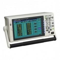 Analyseur de puissance électrique haute précision +/-0,16% - DC, 0.5 Hz à 150 kHz : 3390
