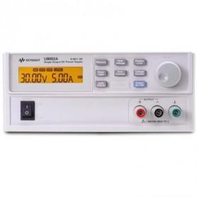 Alimentation DC réglable monovoie 30V, 5A : U8002A