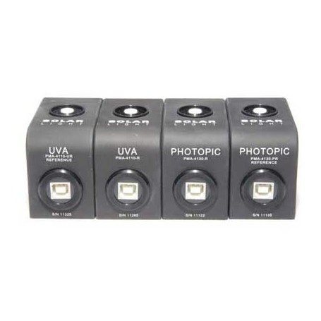 Détecteur UV de photostabilité : PMA-4100 CALready