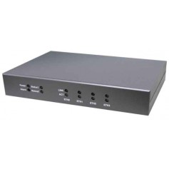 Entry Level VIA C7 Based Fanless Network Appliance w/ 4 GbE Ports : FWA7304G