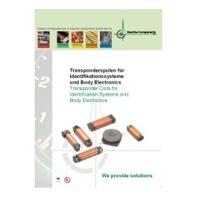 Transpondercoils for Identification Systems