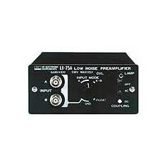 LI 75A : Faible bruit en tension