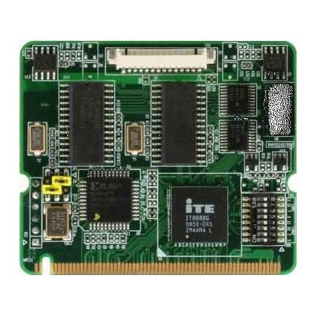 Mini PCI Dual CAN Module : PER-C20N
