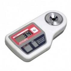Réfractomètre digital salinité par mill : PR-100 SA