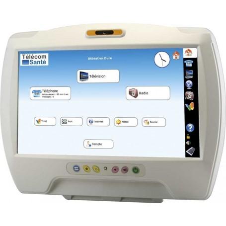 Panel PC au lit du patient (bedside) 18.5'' : ONYX-BE-185