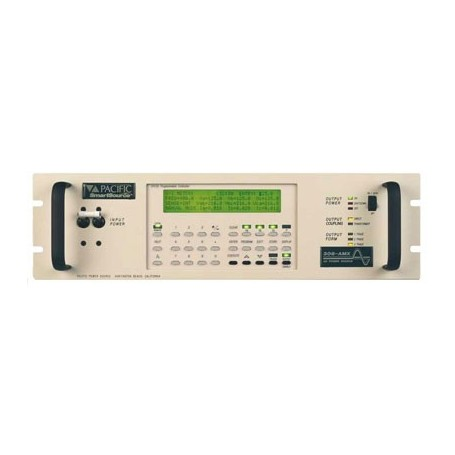 Source AC linéaire, monophasée, 500 VA-30 kVA, 15-5000 Hz : série AMX