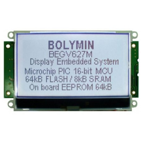 Module display embedded system : BEGV627M