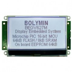 Module display embedded system : BEGV627M