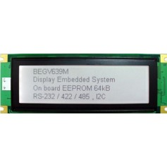 Module display embedded system : BEGV639M