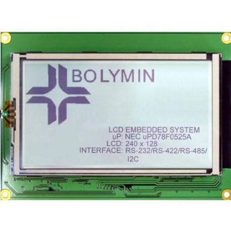 Module display embedded system : BEGV641N