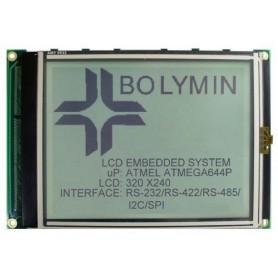 Module display embedded system : BEGV643A