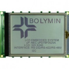 Module display embedded system : BEGV643N