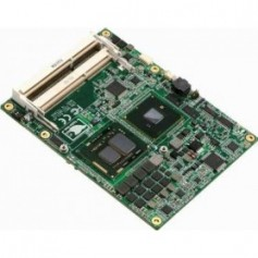 COM Express CPU Module with Onboard Intel Core i7/ i5/ i3/ Celeron (Arrandale+ECC) Processor : COM-QM57/HM55