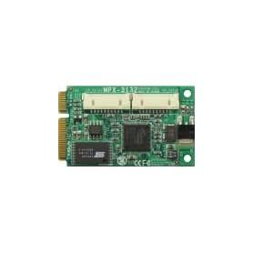 PCI Express Mini Card supports 2 x SATAII (RAID 0, RAID 1) : MPX-3132
