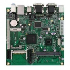 Intel Atom Mini-ITX Motherboard with Intel N450/D510 Processor : MI888