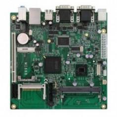 Intel Atom Mini-ITX Motherboard with Intel 945GSE Chipset : MI812