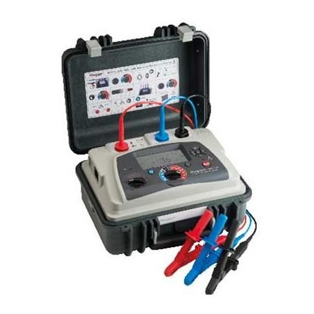 Testeur d'isolement 5 et 10 kV : Megger MIT525 et MIT1025