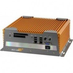 AEC-6940 : Advanced Fanless Embedded Controller With Intel Core 2 Duo Processor And PCI-Express Expansion