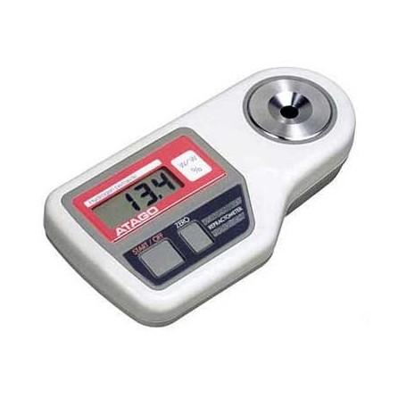 Réfractomètre digital pour eau oxygénée (H2O2 dissous) : PR-50HO