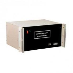 Contrôleur et centrale d'acquisition pour microbalances à quartz : Model 2000