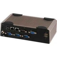 AEC-6612 : Fanless Controller With Intel Atom D510 Processor